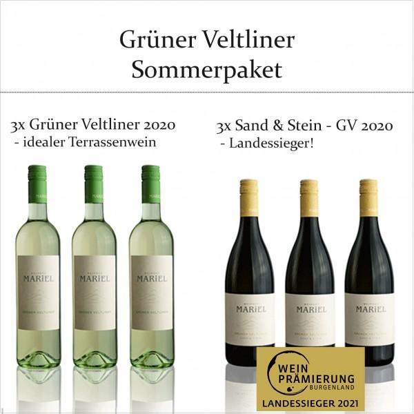 Grüner Veltliner-Sommerpaket